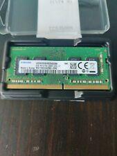 SAMSUNG 4GB 1RX16 PC-4-2400T M471A5244BBO-CRC LAPTOP MEMORY