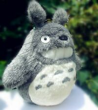 "TOTORO Stuffed Toy New 12"" Japanese Studio Ghibli My Neighbor Smiling Plush Doll"