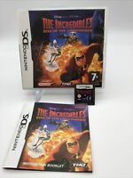 The Incredibles: Rise of the Underminer. Nintendo DS. Complete
