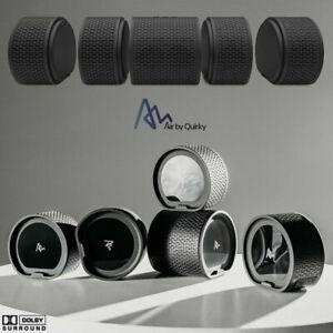 Detachable Soundbar Surround Sound 5.0 Wireless Speaker System Quirky Air Black