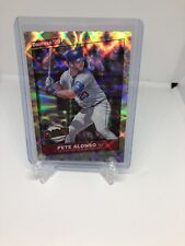 2020 Donruss #H-4 Pete Alonzo HIGHLIGHTS Mets 1/999 eBay 1/1