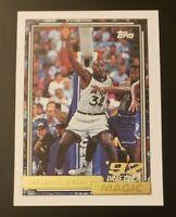 Topps Gold 1992-93 Shaquille O'Neal Shaq Rookie Card RC 362 Magic 👀🔥🔥🔥🔥🔥🔥