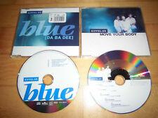 Eiffel 65 - Blue/Move Your Body - 2 Maxi-CDs