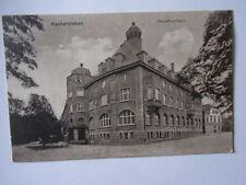 Ansichtskarte Aschersleben Bestehornhaus 1918 (Nr. 658)