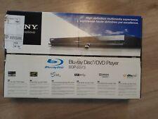 Sony Blu-ray Disc / DVD Player BDP-S373