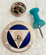 New listing New Jersey State Troopers Nco Association Lapel Pin Badge