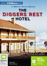 Geoffrey McGEACHIN / The DIGGERS REST HOTEL     [ Audiobook ]