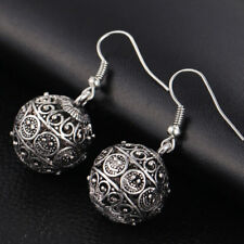 New Product Woman Hollow Out Chic Vogue Stud Ball Earrings Women Jewelry