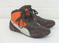 Puma Schattenboxen Mid-Suede Gym Training Shoes US Men's 7 EU 39 Fast Shipping