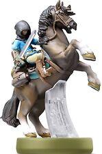 *Horse Rider Link Super Smash Brothers Amiibo Legend Zelda Breath Of The Wild👾
