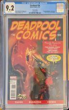 Marvel Comics Deadpool #36 1:25 Deadpool Photobomb Variant CGC 9.2