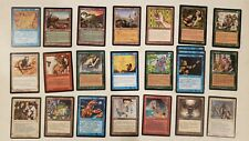 Magic the Gathering collection VTG reserved list + revised + rares + nice cards!