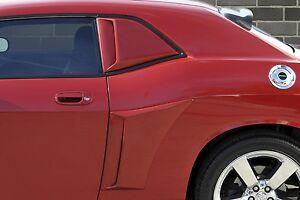 2008 - 2020 Dodge Challenger Xenon Quarter Panel Scoops