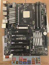 Gigabyte GA-990FXA-UD3 Motherboard AM3+ AMD FX6300 CPU