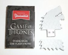 Game of Thrones House Stark Sigil Dire Wolf USB Flash Drive - HBO Lootcrate 4GB