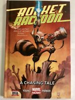 NEW HC ROCKET RACCOON volume 1 A Chasing Tale HARDCOVER tpb Marvel FREE COMB S/H