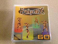 FUNKYMIX 60 CD NELLY NAS EMINEM KHIA Awnaw Rakim Lopez