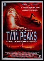 M110 Manifesto 2F Fuego Camina Con Me Twin Peaks Lynch Sheryl Lee David Bowie