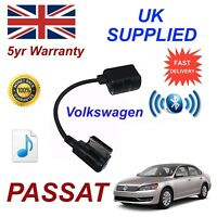 VW Passat Bluetooth Music Streaming Module, For iPhone HTC Nokia LG Sony 2009+
