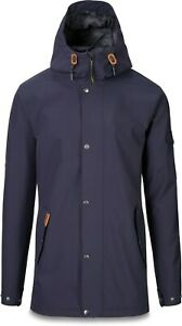 Dakine SUTHERLAND 2K Mens Lightweight Durable Jacket Large Nightsky NEW Sample