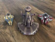 Star Wars transformers set of 3