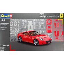 Revell 07191 Ferrari California close Top 1/24 scale plastic model car kit
