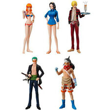 Cho One Piece Styling Film Z Special 4th 5 figure gashapon set Bandai