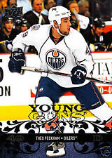 THEO PECKHAM 2008-09 08-09 UD UPPER DECK 2 YOUNG GUNS ROOKIE SP #469