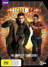 Doctor Who Complete Season 3 - Dvd Like new