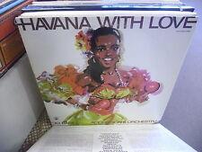 Jo Basile Havana With Love vinyl LP 1977 Audio Fidelity Records EX Accordion