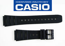 CASIO RUBBER RESIN WATCH BAND STRAP W520U CA53W CA61W W720 FT100W