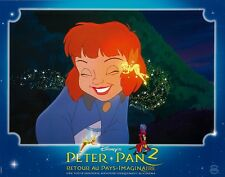 Peter Pan movie poster print # 2 - Return To Neverland - 11 x 14 poster