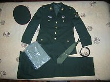 Obsolete 15's China PLA Strategic Support Force Man Soldier Uniform,Set