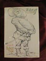 Robert Nye - FALSTAFF - - 1st/1st