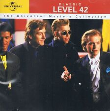 Level 42-Universal M. C. - running in the family-CD NUOVO migliore Hits