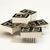 7 segment LED Display Single/Double/Quad 1 2 or 4 Red Digits - ideal for Arduino