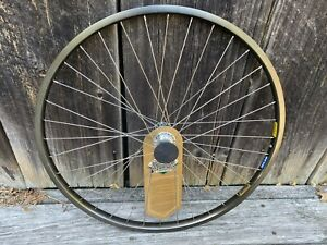 Vintage NOS SPECIALIZED GX26 Front Wheel MTB Mountain Bike Specialized Hubs
