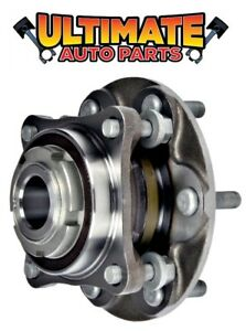 Front Wheel Bearing Hub (Right or Left) 4x2 / 2WD for 03-18 Toyota 4Runner