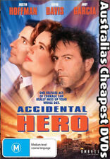 Accidental Hero  DVD NEW, FREE POSTAGE WITHIN AUSTRALIA REGION 4