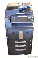 Kyocera TASKalfa 250ci Farbkopierer nur 136500 S. Drucker Scanner Netzwerk USB