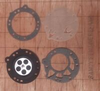 GASKET AND DIAPHRAGM KIT TILLOTSON DG-5HL New OEM Kits! USA Seller