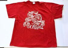 "Schwinn ""The Classics"" T-Shirt Size XL - Red"