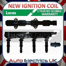 VAUXHALL ALFA ROMEO IGNITION COIL PACK NEW LUCAS OE QUALITY