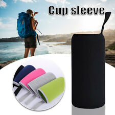 1000ml Travel Water Bottle Neoprene Cover Insulated Sleeve Bag Case Cup Pouch