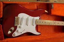 Fender Custom Shop '56 Stratocaster NOS (Candy Apple Red, Birdseye Maple Neck, G
