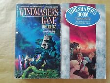 TOM DEITZ - WINDMASTER'S BANE - FIRESHAPER'S DOOM