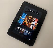 Amazon Kindle Fire HD 7 2nd Gen X43Z60 Black Tablet