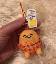 Sanrio Gudetama Lazy Egg Pattern Pants Japan Import Cute Kawaii Mascot