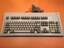 IBM Model M 101 Key Clicky Mechanical Keyboard  1390636 DOB 07 DEC 87