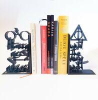 Harry Potter inspired bookend bookends book holder, magic gift, platform 9